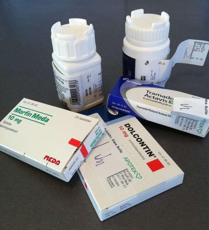 medicin mot smärta