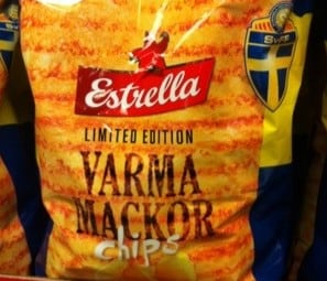 Estrella chips varma mackor
