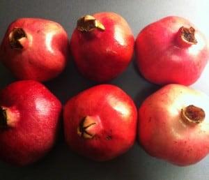Granatäpplen, pomegranate