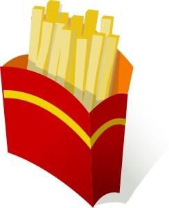 Pommes frites. Om fett och dumhet