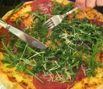 Pizza. Pizza-dag