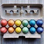 Måla ägg