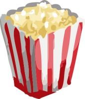 Popcorn. Om att ge eller få