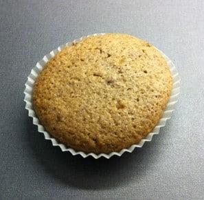 Pepparkaksmuffins. Avslut på jobbet