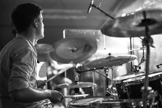 Trumset, trummis