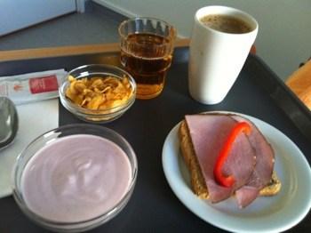 Sjukhusmaten: Frukost