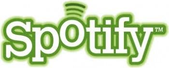 Spotify logo spellista