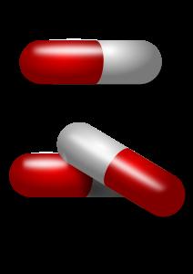 Piller, medicin. Vårdcentral