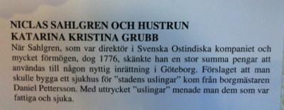 om uslingar på Medicinhistoriska museet