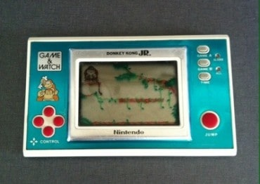 Game & Watch Donkey Kong. Nostalgi