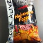Starka chips och svett