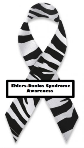 Ehlers Danlos Syndrome EDS Ribbon
