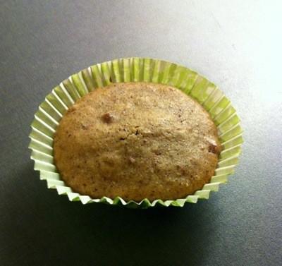 Pepparkaksmuffins. Muffins utan bakpulver...