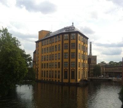 Strykjärnet i Norrköping, Arbetets museum