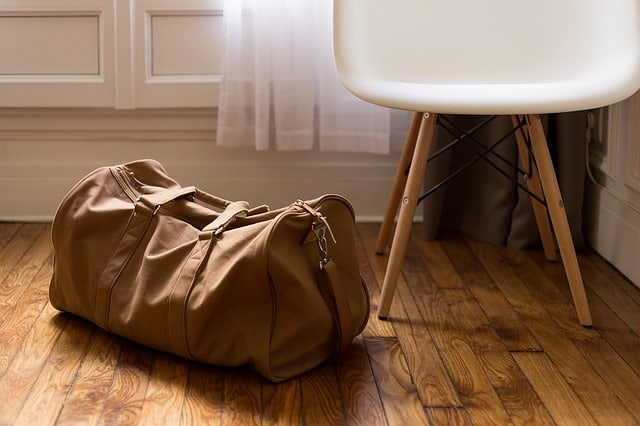 Packning, väska