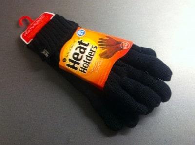Heat Holders vantar. Redo för vintern!