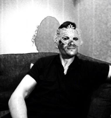 Arga Klaras R iförd mask