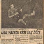 Arne Norlin om AC/DC