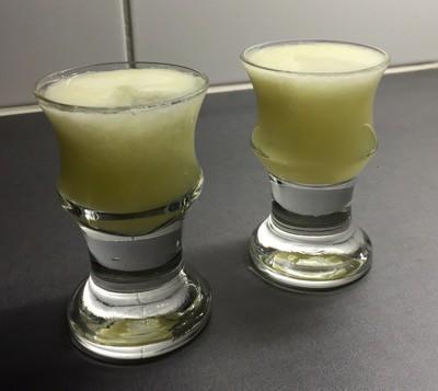 Lökshots, lökjuice med vodka