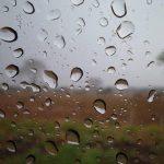 Vårdbesök och regnväder