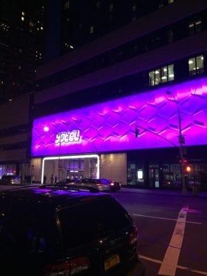 Hotellet Yotel i New York
