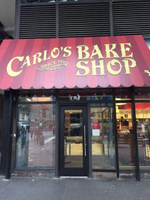Carlo's Bake Shop i New York