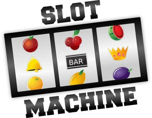 Spelautomat med frukter